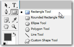 rectangle tool