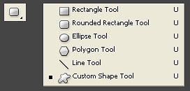 custom shapes tool