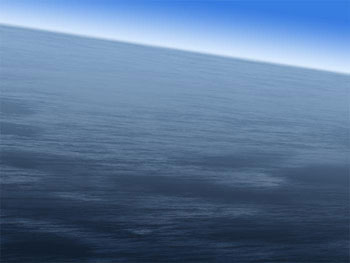 море в фотошопе