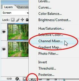 channels mixer