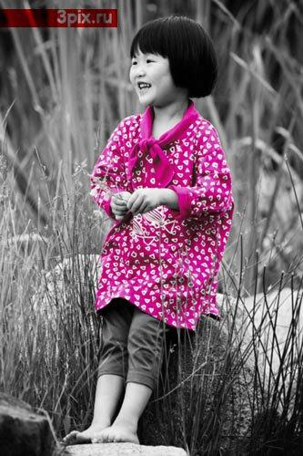 Уроки Photoshop Как выделить на фотографии элемент по цвету