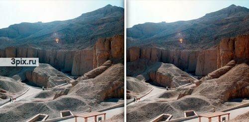 Уроки Фотошоп - Автокоррекция фотографий - Auto Contrast